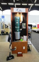 Central Vacuum display at Home Show