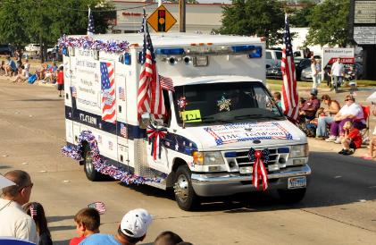 Plano Fourth of July Parade