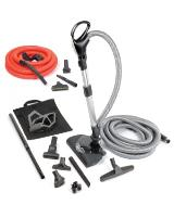 Central Vacuum Power Head and Hose Kit
