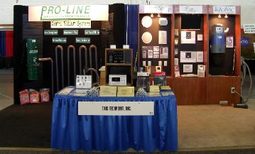 Home Show featuring Proline Central Vacuum